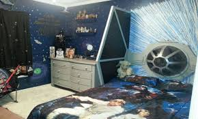 Star Wars Decorations For Bedroom Star Wars Bedroom And Brilliant Go Inside One Family39s 39star
