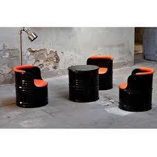 drum furniture. Decorative Drum Sofa Set Furniture