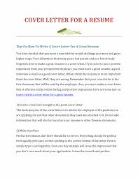 Create A Cover Letter For Resume How To Create A Cover Letter For Resume Photos HD Goofyrooster 38