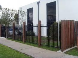 front yard fence design. Fence Designs By Jim\u0027s Fencing Melbourne Front Yard Design