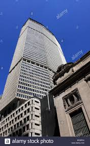 metropolitan life insurance company metlife tower near grand central station new york city usa
