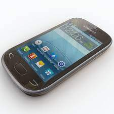 3D Samsung Star Deluxe Duos S5292 ...