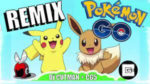 Pokemon Go Remix - IT'S TIME TO GO! - Dj CUTMAN ft. CG5 - Pokemon GIF Music  Video, GameChops Dubstep - YouTube