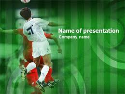 Soccer Play Presentation Template For Powerpoint And Keynote Ppt Star