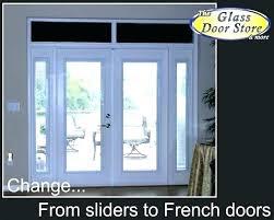 repairing sliding glass door sliding glass door glass replacement replacing sliding glass door with french doors