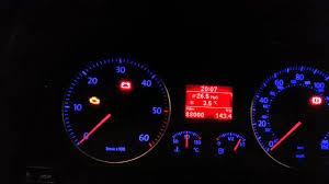 Golf Emissions Light Mk 5 Golf Gt Tdi Engine Light Youtube