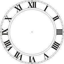 Der gemeinnützige verein der freunde und förderer des prignitz museums ev ist eine vereinigung von personen die sich unserem museum dem dom und der klosteranlage besonders verbunden fühlen. Bildergebnis Fur Zifferblatt Vorlage Zum Ausdrucken Diy New Years Eve Decorations Clock Face Printable New Years Eve Decorations