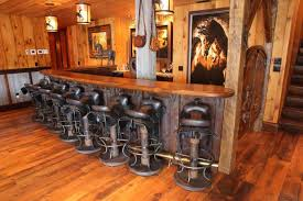 unique bar furniture. Excellent Design Of Unique Bar Stools In Dark Brown Front Cabinet Furniture I