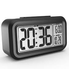 clock perfect modern alarm clock design touch of modern clocks