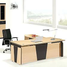 design of office table. Buy Office Desk Cheap Furniture L Shape Modern Design Style With Cabinet More . Of Table