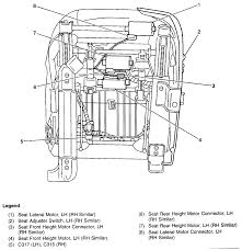wiring harness for 2001 gmc yukon wiring discover your wiring power seat wiring diagram for 2000 gmc jimmy