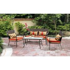 brown set patio source outdoor. Better Homes And Gardens Azalea Ridge Outdoor Conversation Set - Walmart.com Brown Patio Source T