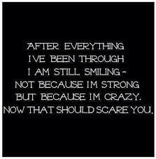 After Everything I've Been Through Funny Things Pinterest Delectable Dark Humor Quotes About Life
