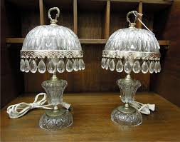 one other image of chandelier desk lamps crystals
