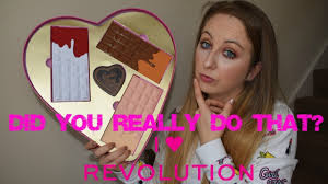 iheartrevolution chocolateheart gifts