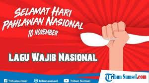Download lagu mp3 & video : Download Mp3 Kumpulan Lagu Wajib Nasional Peringati Hari Pahlawan 10 November Gugur Bunga Syukur Tribun Sumsel