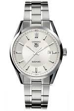 tag heuer wv211 ba0787 tag heuer carrera automatic silver stainless steel mens watch