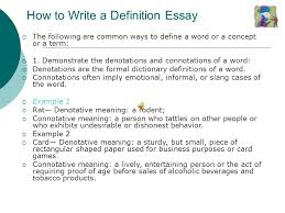 what is a definition essay definition essay explained  the  definition essay explained  the definition essay explains the meaning of a word or a concept