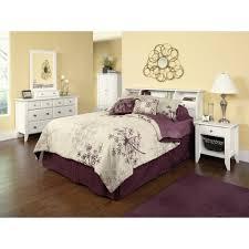 Sauder Bedroom Furniture Sauder Shoal Creek Full Queen Bookcase Headboard Soft White