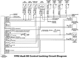 central locking module wiring diagram central trailer wiring audi 80 central locking and alarm ntrol unit wiring diagram on central locking module wiring diagram