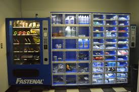 Fastenal Vending Machine Fascinating Medical Lake Fire Department Utilizes Vending Machines Cheney Free