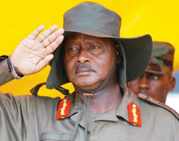 Image result for museveni uganda