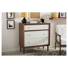white 3 drawer chest. + 2 More White 3 Drawer Chest