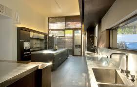 spacious small kitchen design. Inspiring Kitchen Furniture Design And Decor Ideas : Magnificent Spacious Modern Corridor With Gorgeous Small K