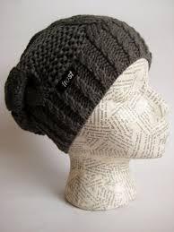 Winter Hat Designs Slouchy Winter Beanie Hat For Women