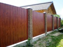 Modren Sheet Metal Fence What Is The For Intended Decorating
