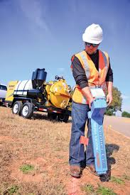 Digging Into The Unknown Contractors Use Variety Of Tools