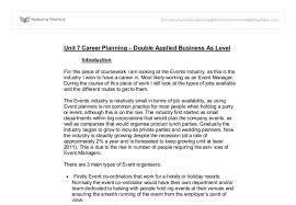 plan essay career plan essay