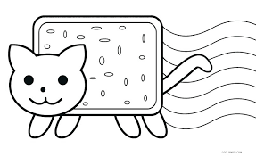 Printable Fat Cat Coloring Pages Fat Cat Coloring Pages Cat Sitting