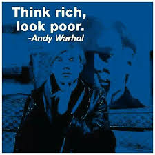 Andy Warhol Quotes Custom Think Richlook Poor Andy WarholQuotes POP ART Flickr