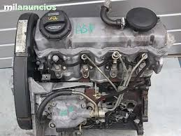 MIL ANUNCIOS.COM - Motor vw polo 1. 9 tdi 110 cv asv