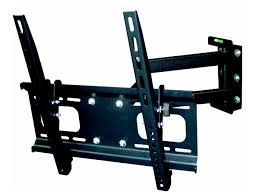Full-Motion TV Wall Mount Bracket for 32~65in TVs up to 99 lbs