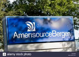 a logo sign outside of a facility occupied by the amerisourcebergen corporation in corona california on december 9 2018