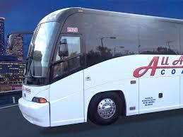 American Coach Bus All American Coaches Home Atlanta Altamonte Orlando