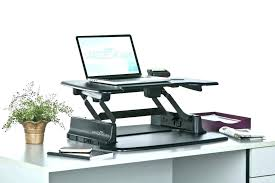 office desk standing.  Standing Standing Desk Attachment Stand Up Adjustable  Office Sit Ergonomics Attachments And