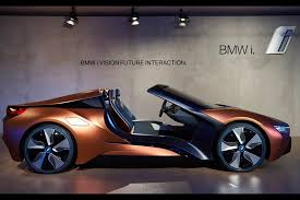 2018 bmw i.  bmw bmw i vision future interaction a foretaste of the i8 roadster credit  inside 2018 bmw s