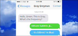 Green Text Bubble Why Are Some Imessages Green And Some Blue On My Iphone