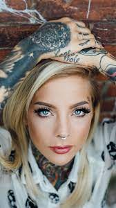 Tattoo Girl iPhone HD Wallpapers - Top ...