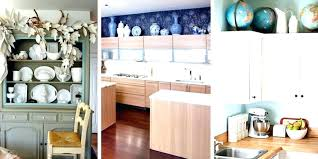 decorating ideas for above kitchen cabinets. Delighful Cabinets Kitchen Cabinet Decorating Ideas Modern Above Cool  Furniture Cabinets  And Decorating Ideas For Above Kitchen Cabinets