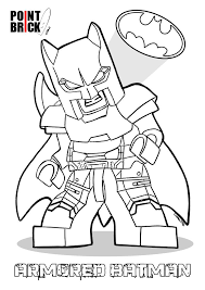 Disegni Da Colorare Lego Dc Batman V Superman Ausmalblätter