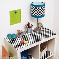 Contact Paper Decorative Designs Black and White Contact Paper Checkered Vinyl Wrap Decorative 21