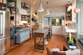 Salvage Kitchen Cabinets Small Kitchen Can I Mix Cabinets Finishes Kitchens Forum Gardenweb