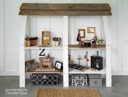Furniture How Tos For The Upcycled DollhouseFunky Junk Interiors Amazing Make Your Own Barbie Furniture Property