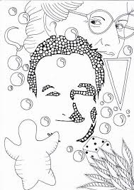 New Makeup Face Coloring Pages Tintuc247me