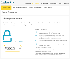 True Identity Review: Free Unlimited TransUnion Credit Reports, Free Credit  Lock, No Credit Card Required — My Money Blog