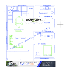 900 sq ft free kerala house plans and
